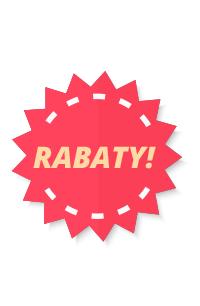 Rabaty!