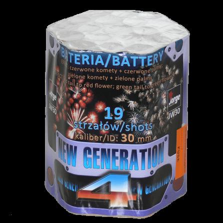 New Generation 4 JW30 19s 8/1