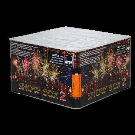 Wyrzutnia JW5025 Show Box2