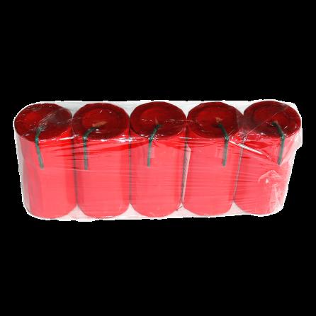 TXF652 Fontanna Dymna Triplex czerwona