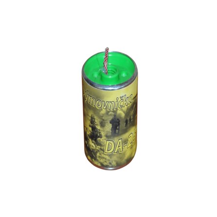 Smoke Candle 25s DA-25 5/1 Yellow