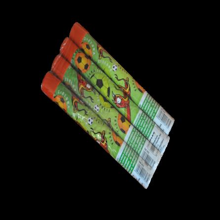 Match flare green TXG313 18/4