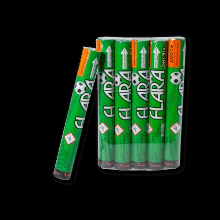 Flara meczowa zielona 60s ZX8017 T1 20/5