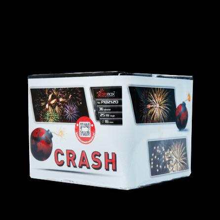 Crash 36s PXB2120 F2 18/1
