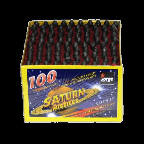 K1130C12 Saturn Missile Battery 100 strzałów