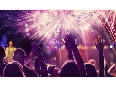 Top 10 fajerwerki w 2014 roku