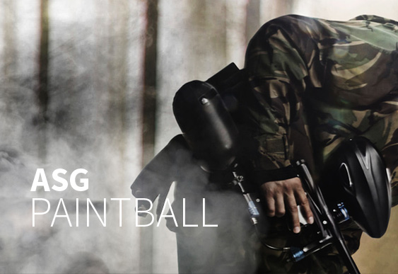 ASG Paintball