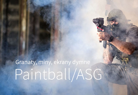 Paintball / ASG sklep